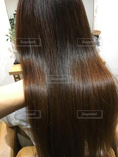 艶のある髪の写真の写真・画像素材[903372]