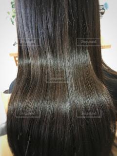 艶のある髪のアップ写真の写真・画像素材[910344]