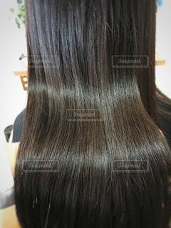 髪のアップ写真の写真・画像素材[910345]