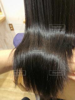 ツヤツヤの髪の写真の写真・画像素材[1159094]