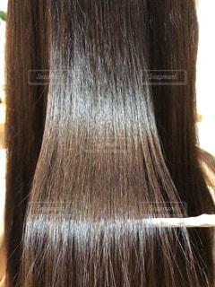 ツヤのある美髪の写真の写真・画像素材[1563481]