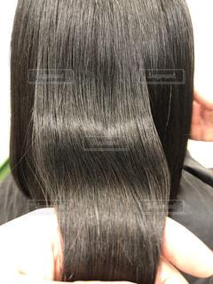ツヤ髪の写真の写真・画像素材[1871423]