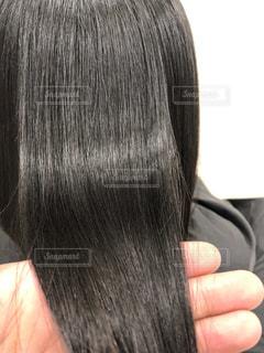 髪の毛の写真の写真・画像素材[1871424]