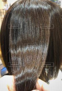ツヤ髪の写真の写真・画像素材[1996470]