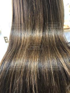 ツヤ髪の写真です♪の写真・画像素材[2186301]