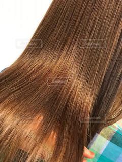 ツヤ髪、美髪の写真の写真・画像素材[2198603]