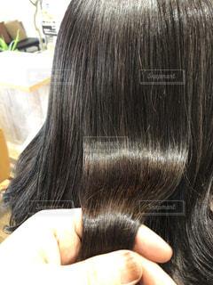 艶髪の写真です。の写真・画像素材[2235134]