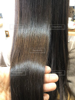 髪質改善された美髪写真の写真・画像素材[3120703]