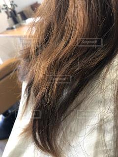 傷んだ髪の写真の写真・画像素材[3120712]