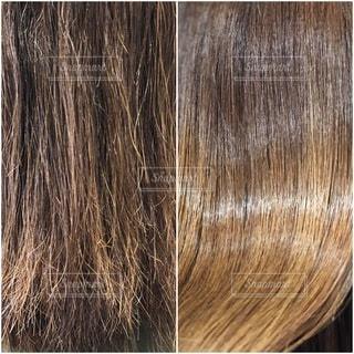 髪質改善の写真ですの写真・画像素材[3356556]