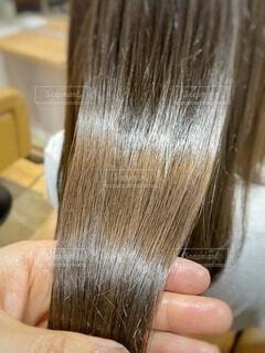 艶のある髪の写真の写真・画像素材[4090596]