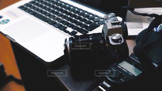 カメラと機材の写真・画像素材[817323]