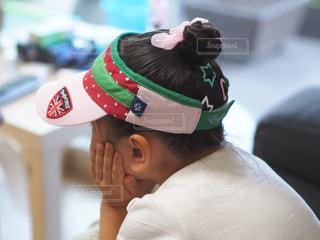 帽子をかぶった女の子 - No.816628