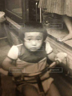 昭和の子どもの写真です✨の写真・画像素材[817754]