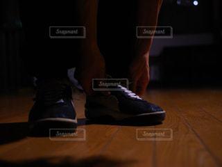 靴の写真・画像素材[828798]