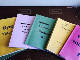 英語の勉強の写真・画像素材[817898]