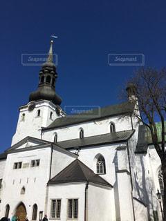 聖マリア大聖(聖母マリア教会) エストニア・タリンの写真・画像素材[830997]