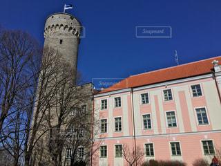トームペア城 エストニア・タリンの写真・画像素材[842197]