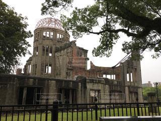 原爆ドーム・広島市の写真・画像素材[877298]