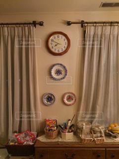 スペイン風🇪🇸飾り皿の写真・画像素材[831841]