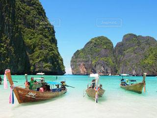ピピ島の写真・画像素材[884449]