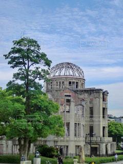 原爆ドームの写真・画像素材[875184]