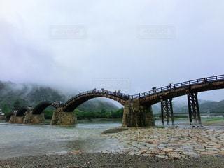 錦帯橋の写真・画像素材[875205]