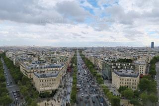 パリの街並みの写真・画像素材[876361]