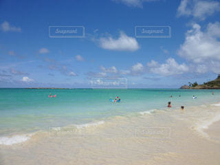 カイルアビーチの写真・画像素材[876363]