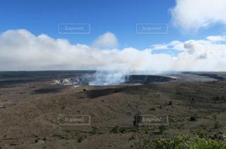 ハワイ火山国立公園の写真・画像素材[876754]