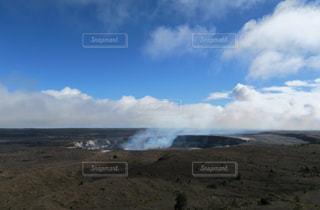 ハワイ火山国立公園の写真・画像素材[876755]
