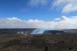 ハワイ火山国立公園の写真・画像素材[876756]