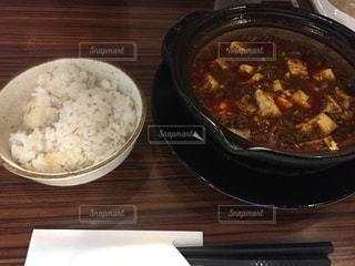 麻婆豆腐の写真・画像素材[1387446]