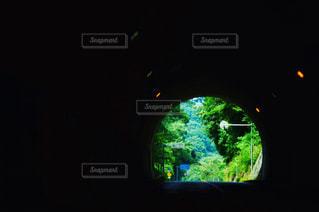 トンネルの写真・画像素材[821440]
