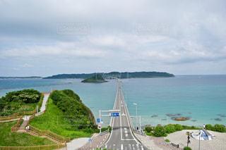 角島大橋の写真・画像素材[822077]