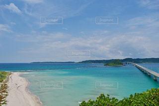 青い海の写真・画像素材[822078]