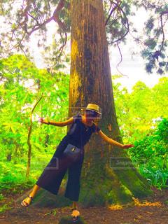森の中の少女 - No.820944