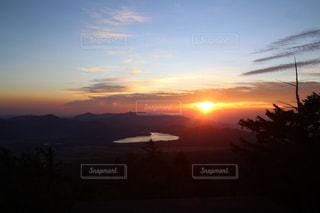富士山からの日の出 - No.821077
