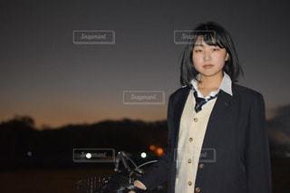制服の写真・画像素材[1714828]