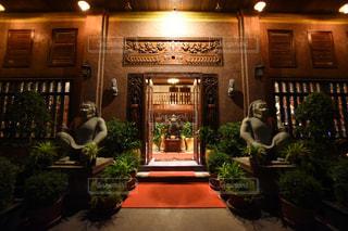 カンボジアのホテルの写真・画像素材[1753942]