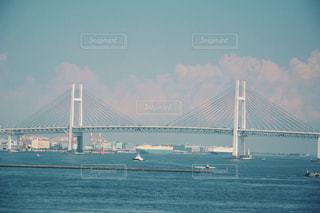 横浜ベイブリッジの写真・画像素材[821318]