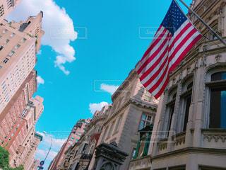 アメリカの街並みの写真・画像素材[821574]