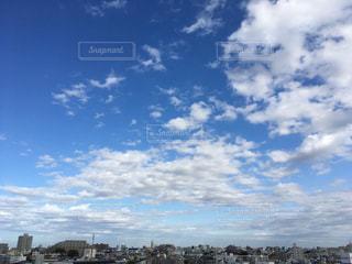 空って広いの写真・画像素材[859086]