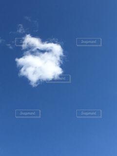なんでもない普通の雲の写真・画像素材[859087]