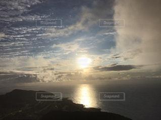 空には雲のグループ - No.821807