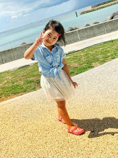 沖縄美少女の写真・画像素材[826264]