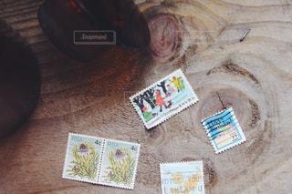 古い切手の写真・画像素材[2272811]