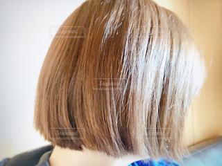 髪型の写真・画像素材[1810879]
