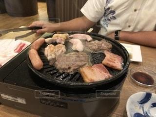 焼肉の写真・画像素材[2060427]