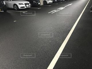 地下駐車場の写真・画像素材[883795]